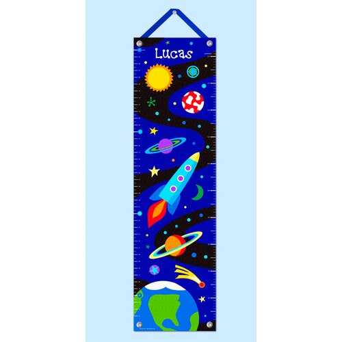 Olive Kids Out of This World Personalized Growth Chart