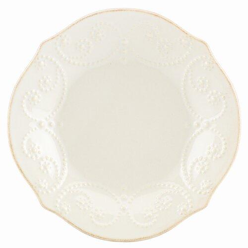 "Lenox French Perle 6"" Tidbit Plate"