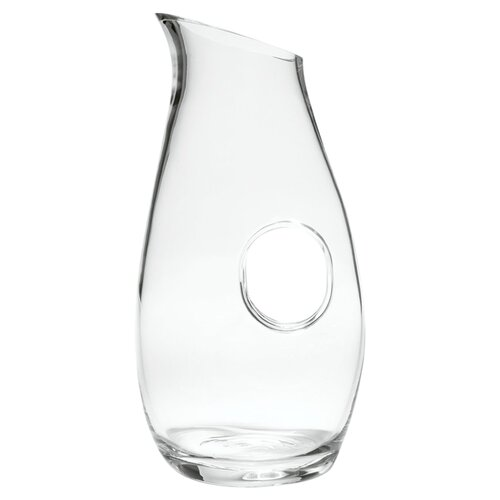 Tuscany Classics Pierced Crystal Pitcher