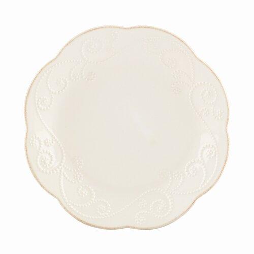 "Lenox French Perle 8"" Dessert Plate"