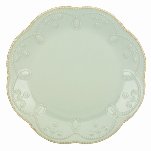 """Lenox French Perle 9"""" Accent Plate"""