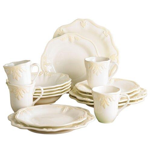 Lenox Butler's Pantry Gourmet 16 Piece Dinnerware Set