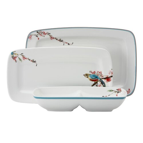 Lenox Chirp Serving Dish
