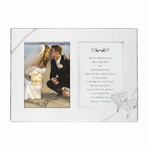 True Love SP Double Invitation Picture Frame