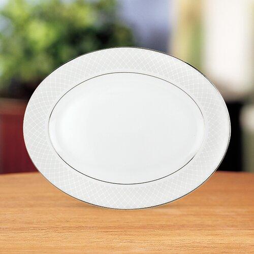 Lenox Venetian Lace Oval Platter