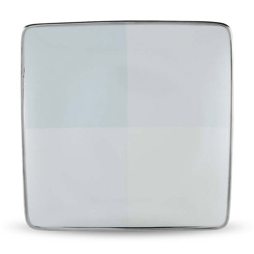 "Lenox Frost 7.75"" Square Accent Plate"