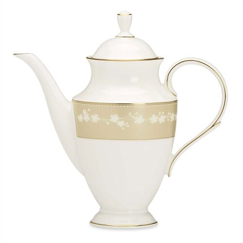 Lenox Bellina Coffeepot with Lid