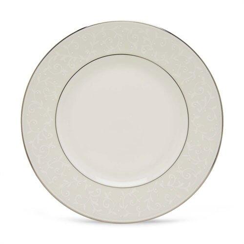 """Lenox Opal Innocence 10.8"""" Dinner Plate"""
