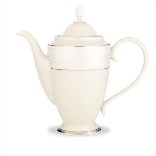 Pearl Innocence 6 Cup Coffee Server with Lid