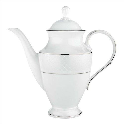 Venetian Lace Coffeepot with Lid