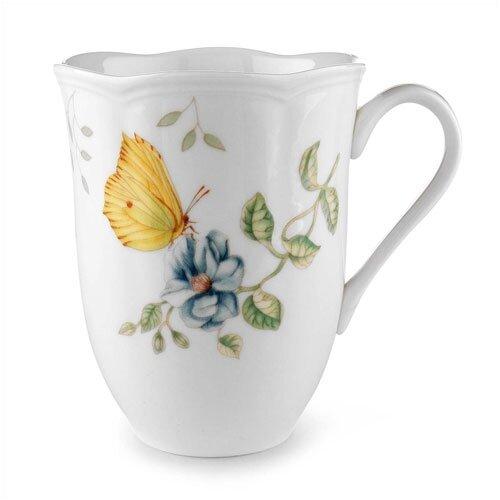 Lenox Butterfly Meadow Dragonfly 12 oz. Mug