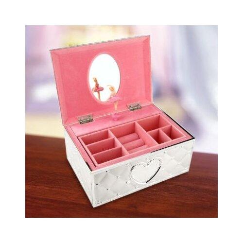 Childhood Memories Musical Ballerina Jewelry Box