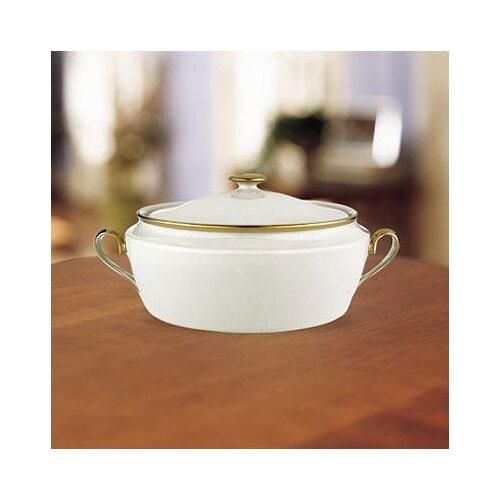Lenox Eternal 22 oz. Covered Vegetable Bowl