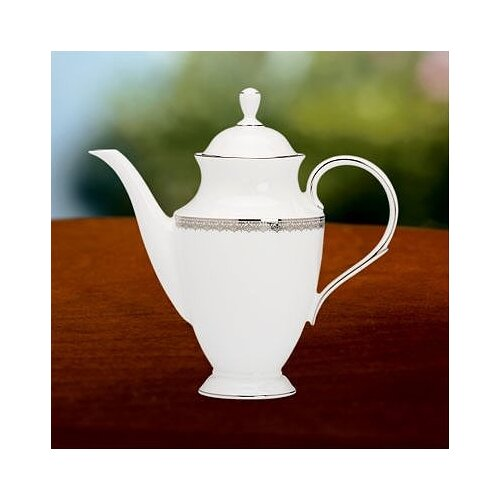Lace Couture 6 Cup Coffee Server