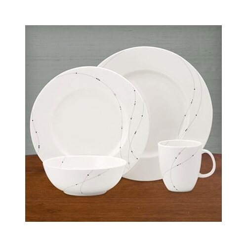 Lenox Twirl 4 Piece Place Setting