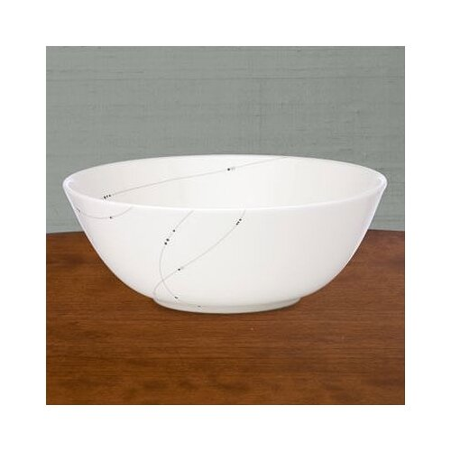 "Lenox Twirl  9.5"" Serving Bowl"