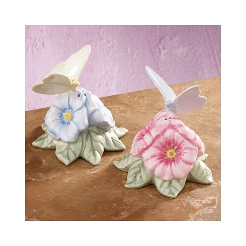 Lenox Butterfly Meadow Salt and Pepper Set