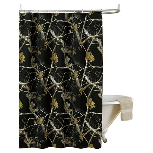 Realtree Camo Shower Curtain Reviews Wayfair