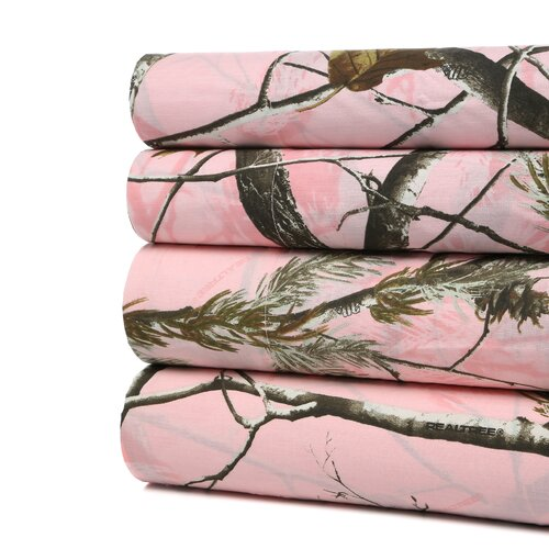 Realtree Bedding Camo Sheet Set