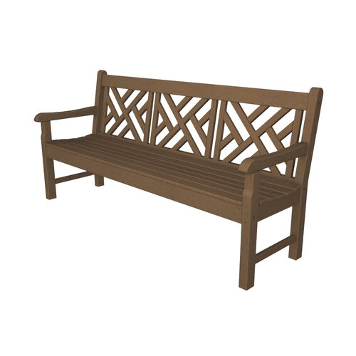 Seaside Casual Portsmouth Plastic Garden Bench Amp Reviews