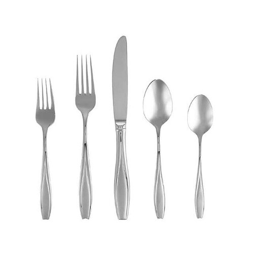 Tulip 5 Piece Flatware Set