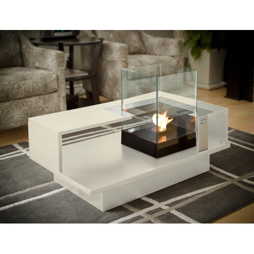 Decorpro Level Compact Bio Ethanol Fireplace