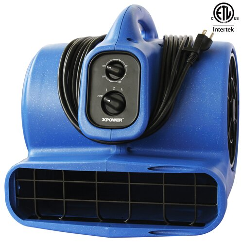 1/3 HP Air Mover and Pet Dryer
