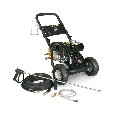 Hammerhead Series 2.5 GPM Honda GX200 Cold Water Pressure Washer