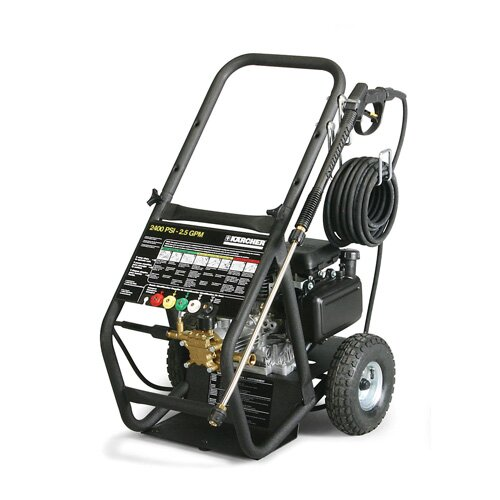KG Series 2.6 GPM Honda GC190 Direct Drive Cold Water Pressure Washer