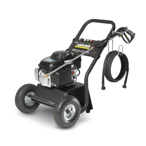 RG Series 2.3 GPM Honda GCV160 Gas Vertical Pump Cold Water Pressure Washer
