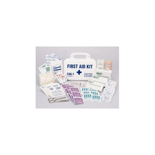 TRP Inc. Emergency First Aid Kit with Cabinets