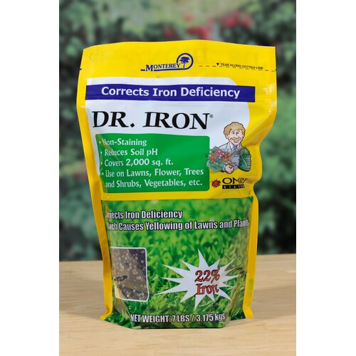 Monterey Dr. Iron Re-sealable Bag