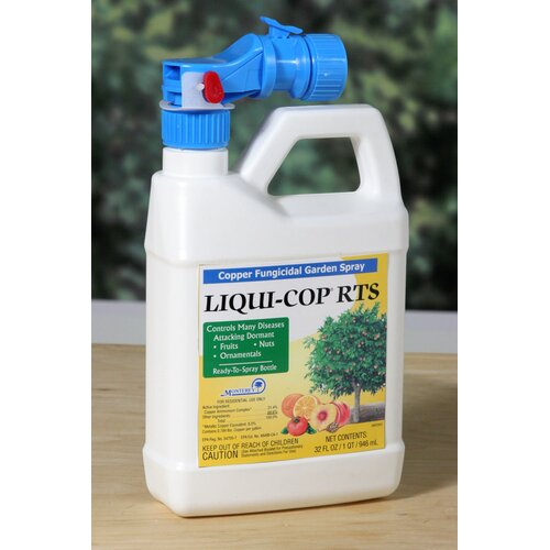 Monterey Liqui-Cop Fungicide Spray