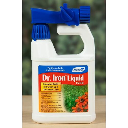 Monterey Dr. Iron Liquid Spray