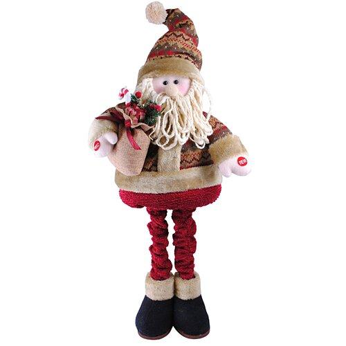 "DonnieAnn Company 32"" Standing Telescopic Santa"