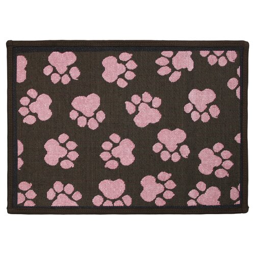 PB Paws & Co. Woodland / Sorbet World Paws Tapestry Rug