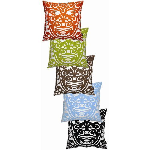 notNeutral Triton 1 Throw Pillow