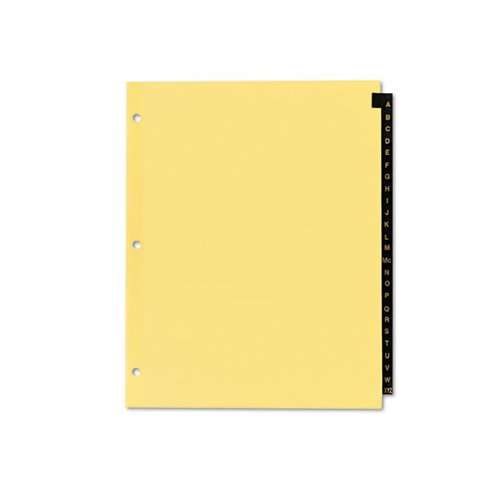 Avery Office Essentials Printed Tab Index Divider Set