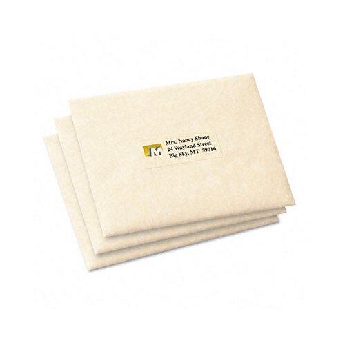 Avery Easy Peel Inkjet Mailing Labels, 300/Pack