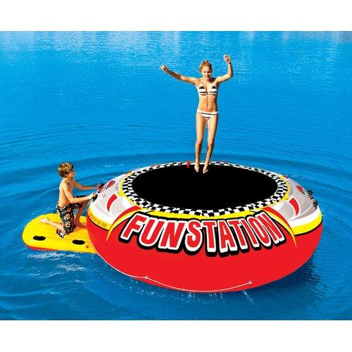 Sportsstuff PVC Funstation Trampoline