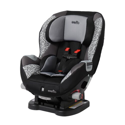 Evenflo Triumph Mosaic LX Convertible Car Seat