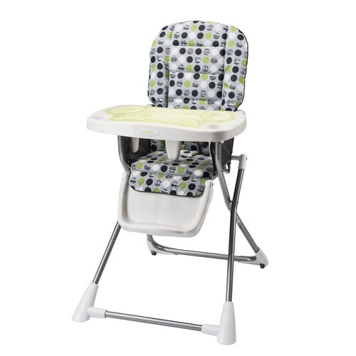 Compact Lima Fold High Chair