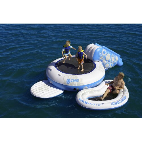 Rave Sports O-Zone Water Trampoline