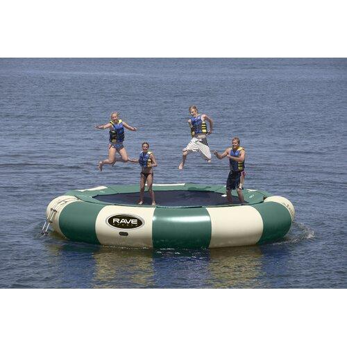 Rave Sports Aqua Jump 200-Eclipse Northwood's Trampoline
