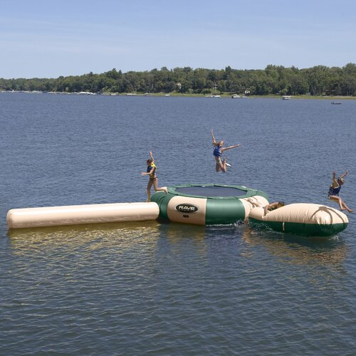 Rave Sports Aqua Jump Eclipse 15' Northwoods Water Park