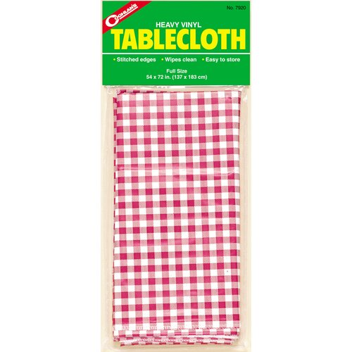 Coghlans Heavy Weight Tablecloth
