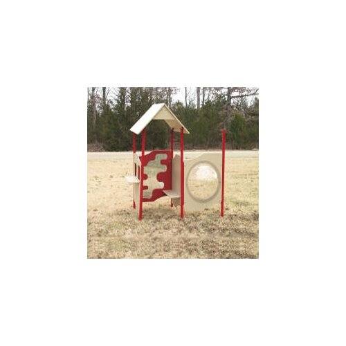 SportsPlay Four Panel Funville Playset