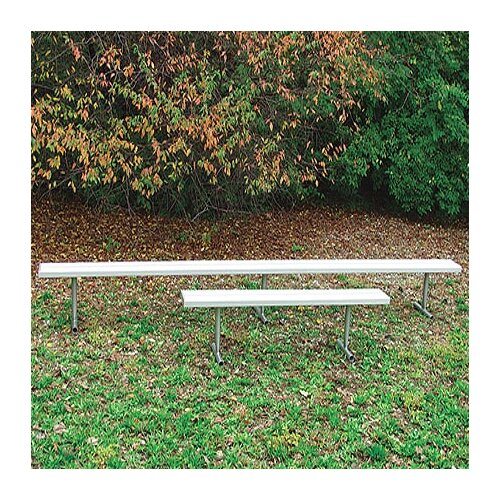 SportsPlay Permanent Metal Picnic Bench