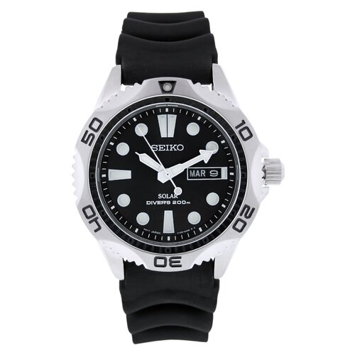 Seiko Men's Solar Dive Watch