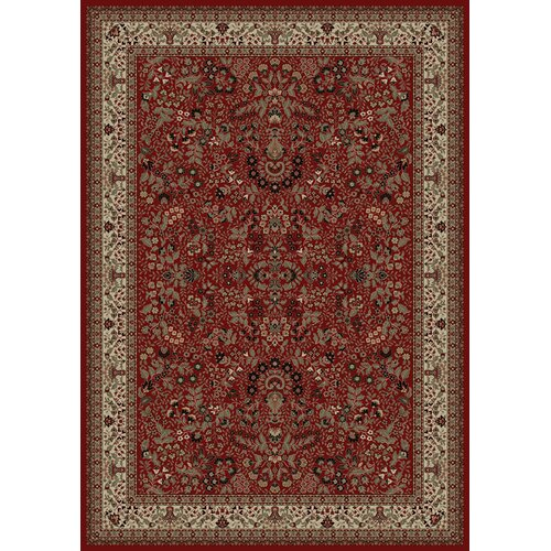 Concord Global Imports Oriental Classics Sarouk Red Rug